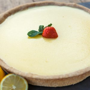 award winning Lemon Tart