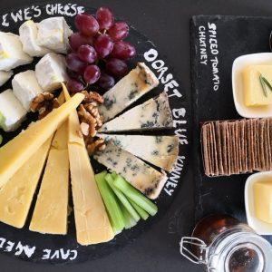 Dorset Cheese & Chutney platter (2)