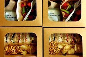 Posh Lunch Box